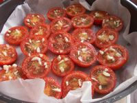 Pomodori in casseruola