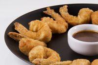 Salsa per tempura allo zenzero