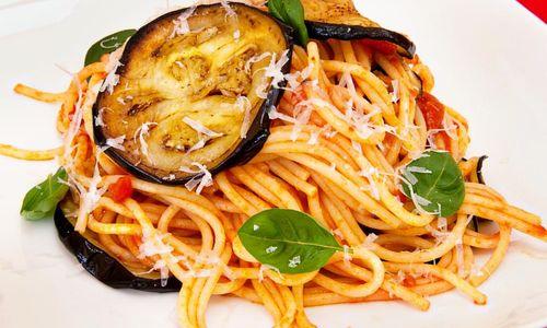 Ricetta Spaghetti alla Norma