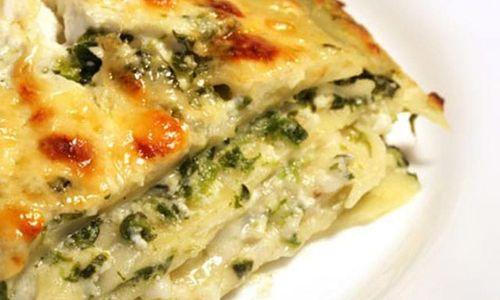 Ricetta Lasagne al pesto