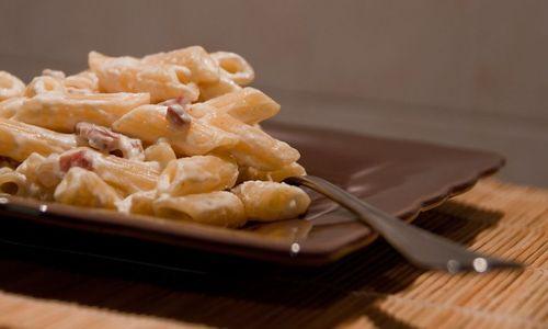 Ricetta Pasta con fave e peperone