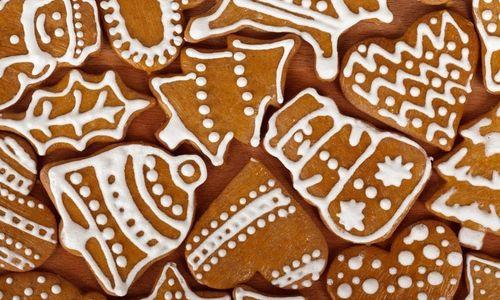 Ricetta Biscottini di pan di zenzero