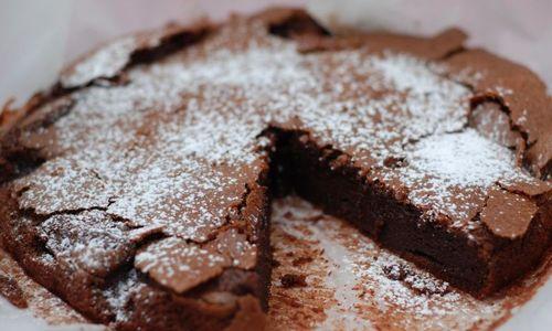 Ricetta Torta di Ferrara al cioccolato