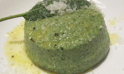 Ricetta Sformati di spinaci