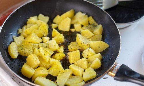 Ricetta Patate alle noci