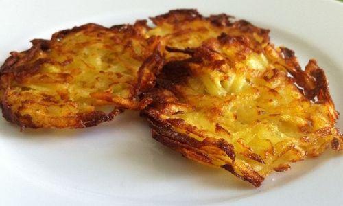 Ricetta Rosti di patate