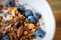 Granola per la colazione