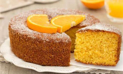 Ricetta Torta di arance