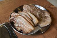 Filetto di maiale agli aromi