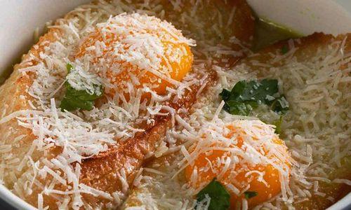 Ricetta Zuppa alla pavese