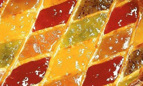 Ricetta Crostata arlecchino