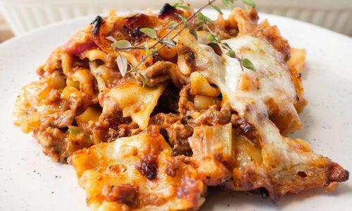 Ricetta Lasagnette saporite