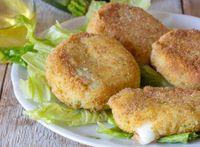 Palline di patate e zucchine