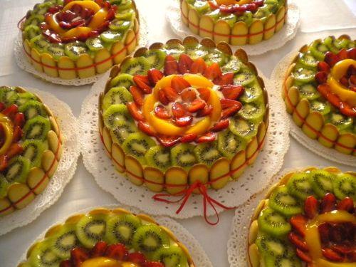 Ricetta Dolce alla frutta