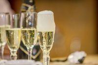 Pollo allo champagne