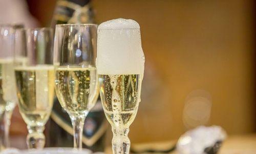 Ricetta Pollo allo champagne