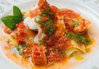 Lasagnette rustiche