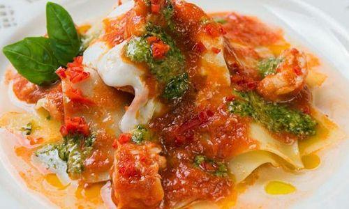Ricetta Lasagnette rustiche