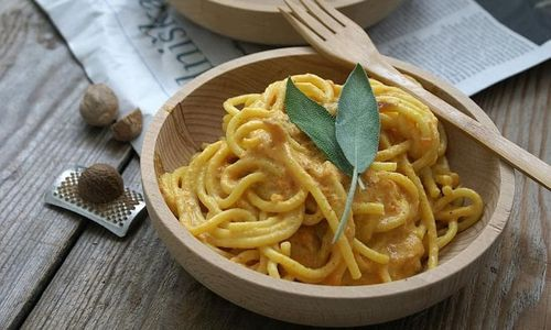 Ricetta Spaghetti d'autunno
