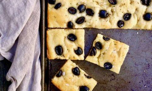 Ricetta Focaccine al formaggio e frutti di bosco