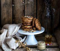 Biscotti di fiocchi d'avena