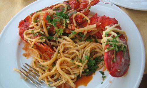 Ricetta Spaghetti all'aragosta