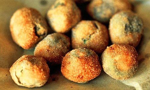 Ricetta Crocchette saporite alle olive