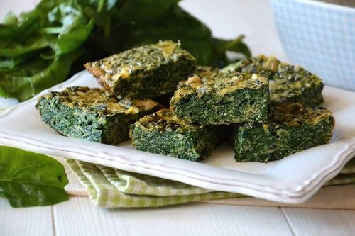 Ricetta Frittata con ricotta e spinaci