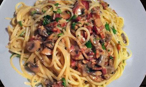 Ricetta Spaghetti alla carrettiera