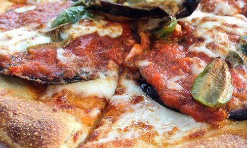 Ricetta Pizza alla parmigiana