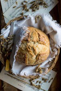 Pane dolce al rosmarino