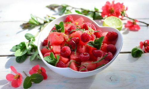Ricetta Insalata ai frutti rossi