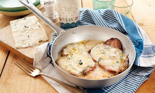 Ricetta Filetto al gorgonzola