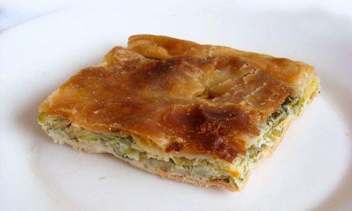 Ricetta Torta verde ligure