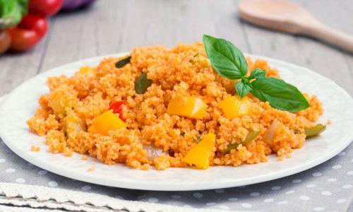 Ricetta Couscous di gamberi
