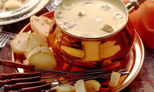 Ricetta Fonduta di formaggio