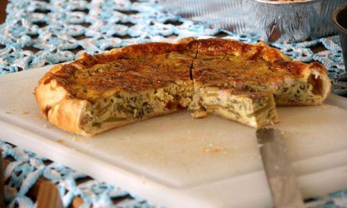 Ricetta Torta di cipolle e patate