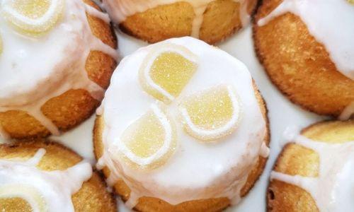 Ricetta Quadrotti al limone e mandorle