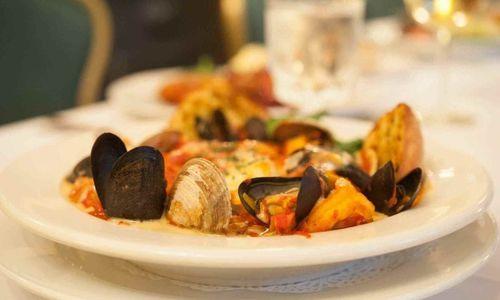 Ricetta Merluzzo con frutti di mare