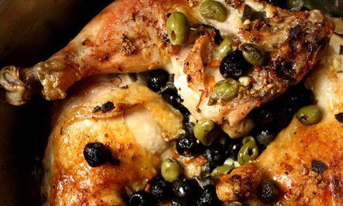 Ricetta Pollo alle olive