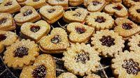 Biscotti tirolesi (Spitzbuben)
