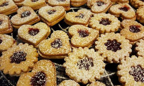 Ricetta Biscotti tirolesi (Spitzbuben)
