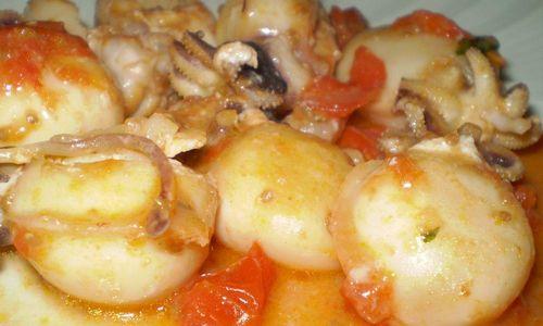 Ricetta Seppie in umido (Versione 2)