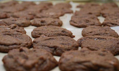 Ricetta Biscotti croccanti al cioccolato