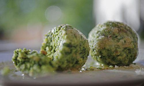 Ricetta Canederli di spinaci