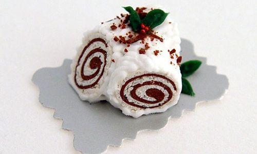 Ricetta Tronchetto al cioccolato bianco