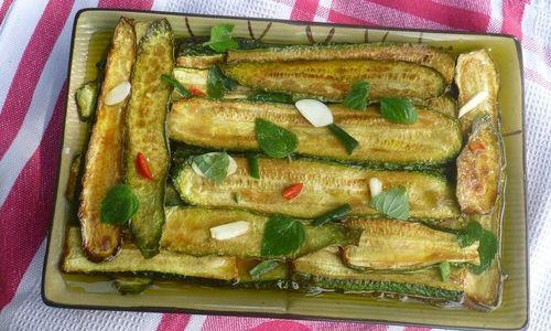 Ricetta Zucchine in carpione