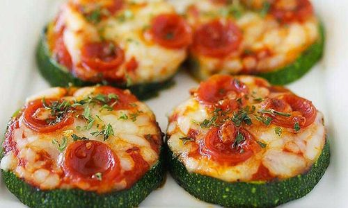 Ricetta Pizzette di zucchine