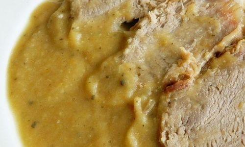 Ricetta Arrosto in salsa saporita
