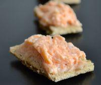 Patè di salmone affumicato